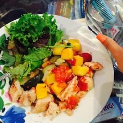 Summer Style Chicken Recipe