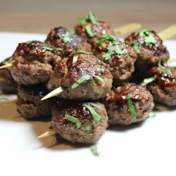 Lemongrass Ground Beef Skewers Recipe