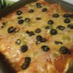 Pineapple Enchiladas Recipe