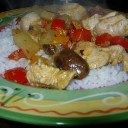 Maui Chicken Recipe