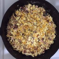 Richard's Breakfast Scramble Recipe