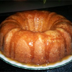 Pol's Apple Cake Recipe