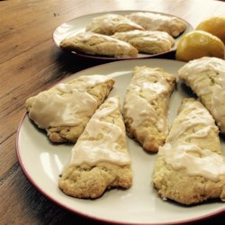 Amazing Lemon Scones Recipe