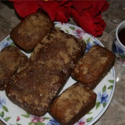 Spiced D'Anjou Pear Bread Recipe