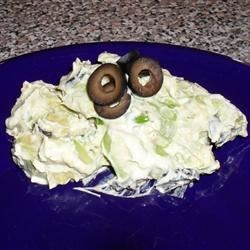 Image of Avocado Salad With Bacon And Sour Cream, AllRecipes