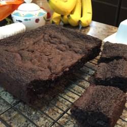 High Altitude Deep Dish Brownies Recipe
