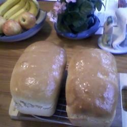 Amish White Bread - first attempt!