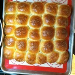 Rosemary Pull-Apart Dinner Rolls Recipe