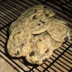 Oatie Chip Cookies Recipe