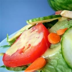 Sweet Dijon Salad Dressing Recipe