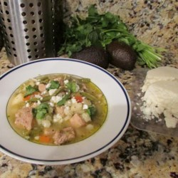 Pueblo Stew Recipe