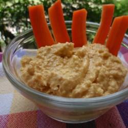 Corn and Cashew Hummus Recipe