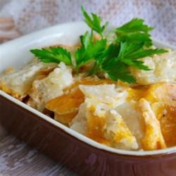 Steak House Au Gratin Potatoes Recipe