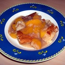 Peach Cobbler II Recipe