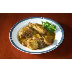 Pollo (Chicken) Fricassee from Puerto Rico Recipe