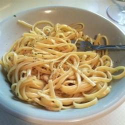 Linguine with White Clam Sauce I Recipe