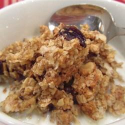 Crispy Baked Oatmeal Recipe - Allrecipes.com