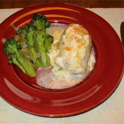 Crab Stuffed Chicken Breasts Recipe