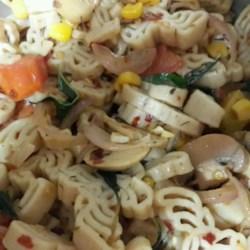 Spicy Pasta Recipe