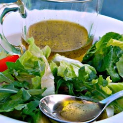 Vegan White Balsamic Vinaigrette