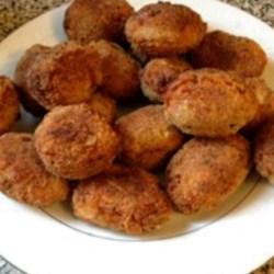 Ham Croquettes Recipe