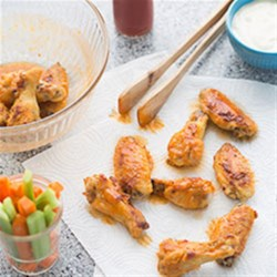 Buffalo Chicken Wings II Recipe