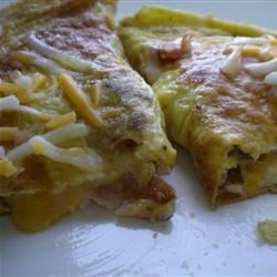 Photo of Wake-Up Bacon Omelet by Mary Rayunec
