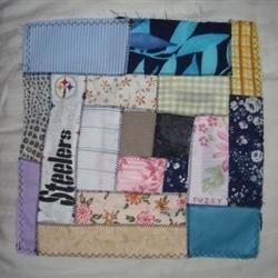 Quilt square #1