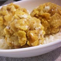 Cornflake Clusters Recipe