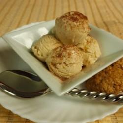 Acorn Squash Ice Cream