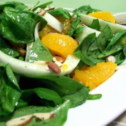 Orange-Fennel Salad |