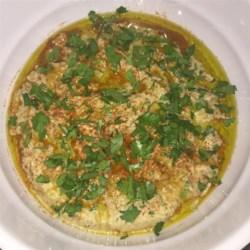 Traditional Baba Ghanoush Recipe