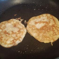 Deliciously Healthy Paleo Pancakes With Banana and Walnuts Recipe