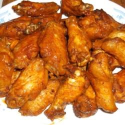 Cofer's Hot Wings Recipe