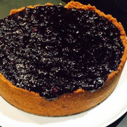 Blueberry Cheesecake Pie Recipe