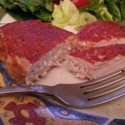 Easy Tangy Pork Loin Chops Recipe