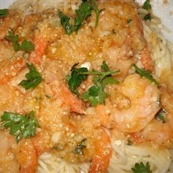 Shrimp Scampi III Recipe