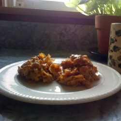 Grama's Corn Flake Peanut Butter Cookies Recipe
