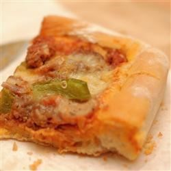 Jay's Signature Pizza Crust Recipe