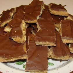 Chocolate Brittle