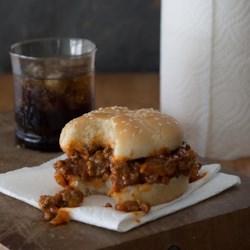 Sloppy Joe Sandwiches Recipe
