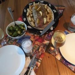 Apple Rosemary Pork Tenderloin Recipe