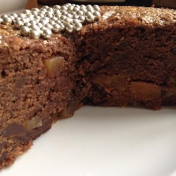 Sweet and Spicy Chocolate Cake Recipe