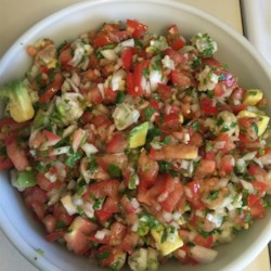 Jose's Shrimp Ceviche Recipe