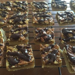 Pecan Turtles(R) Pie Bars Recipe