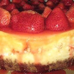 Chantal's New York Styl Cheesecake