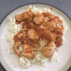 Sweet Sriracha Chicken Recipe