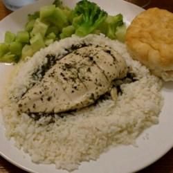 Moist Garlic Chicken Recipe