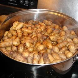 Photo of Cajun Boiled Peanuts by TERESAFL