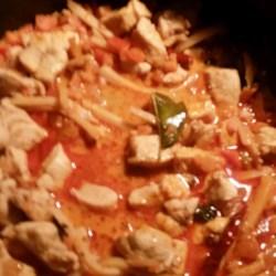 Maple Chicken Curry Recipe
